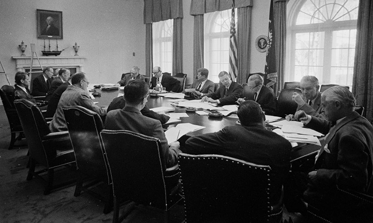 Meeting of the Executive Committee of the National Security Council. October, 29 1962