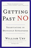 Book cover image of William Ury's Getting Past No